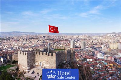 Variety of Hotels for sale in Ankara Turkey