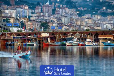 Variety of Hotels for sale in Trabzon