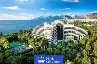 Variety of Hotels for sale in Antalya