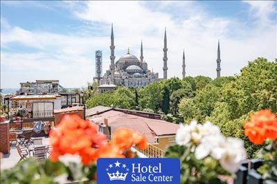 Variety of Hotels for sale in Istanbul Turkey