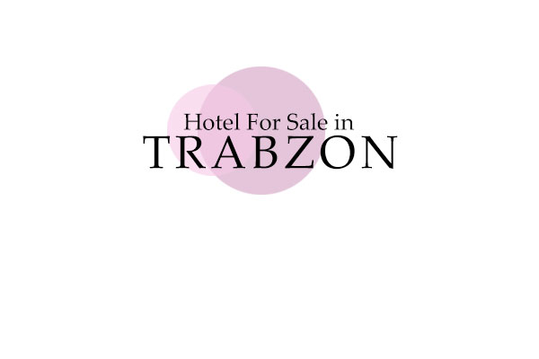 Three Star Hotel for sale in Trabzon